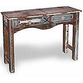 Shankar New England Reclaimed Timber Console Table