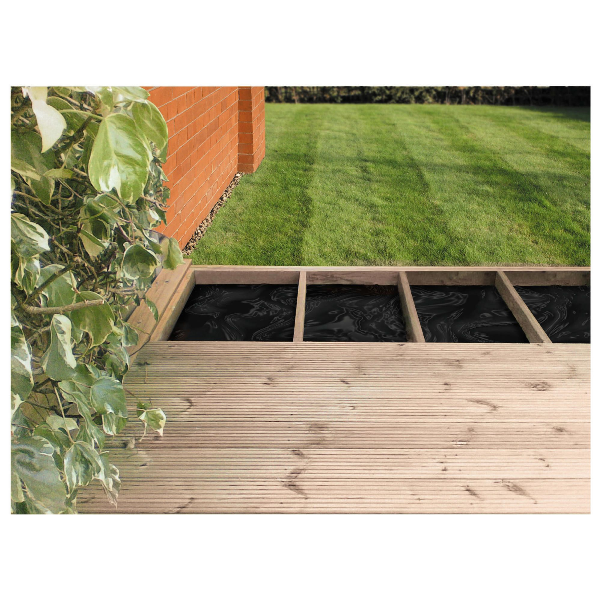 Finnlife Deck and Joist Pack (4.8mx4.8m) at Tesco Direct