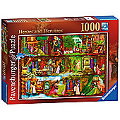 Heroes and Heroines Puzzle