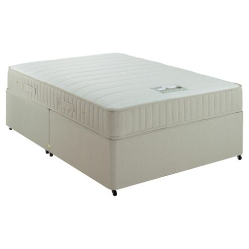 Simmons Mq 800 Memory Foam Non Storage Divan Bed - King