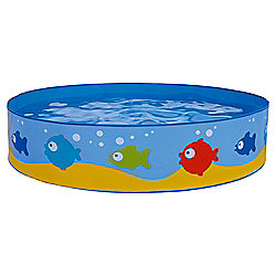 Buy tesco 4ft paddling pool from our paddling pools hot for Pop up paddling pool