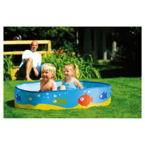 Buy tesco 4ft paddling pool from our paddling pools hot for Rigid paddling pool