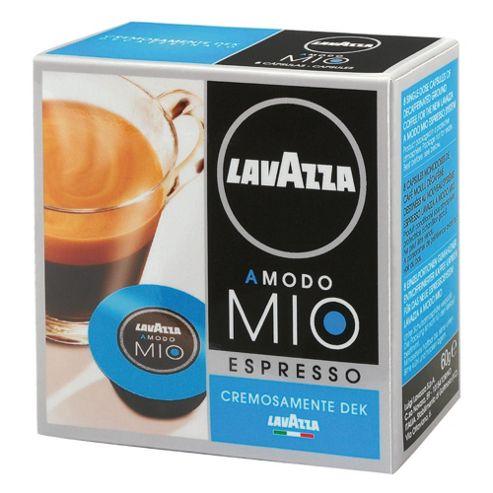 Lavazza A Modo Mio Cremosamente Dek 120g Coffee pods