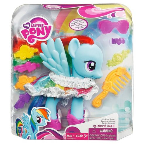 Rainbow Dash Fashion Pony Fashion Pony Rainbow Dash