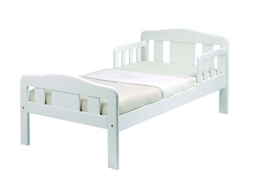 East Coast Morston Junior Bed, White