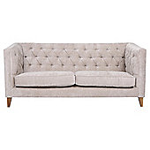 Chartwell Large 3 Seater Sofa Chenille Mink
