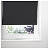 Thermal Blackout Blind, Black 120Cm