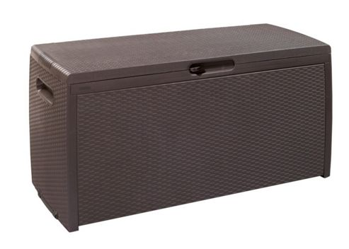 Keter Rattan Effect Storage Box