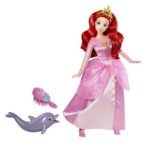 Disney Princess Story Tellers Ariel Doll