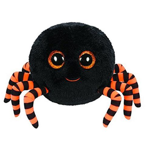 Buy Ty Beanie Boo Plush Crawly The Spider Black From