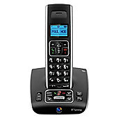 BT Synergy 5500 Single Cordless Phone with Answer Machine