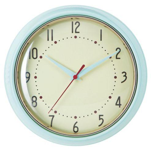 Tesco Clocks Retro Duck Egg Clock