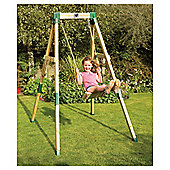 TP Acorn 'Growable' Wooden Swing Set