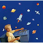 Space Rocket Stickarounds