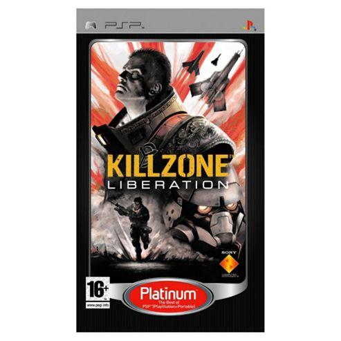 Killzone Liberation [Platinum]