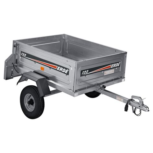 Erde Classic 122.2 Trailer (supplied for self assembly)