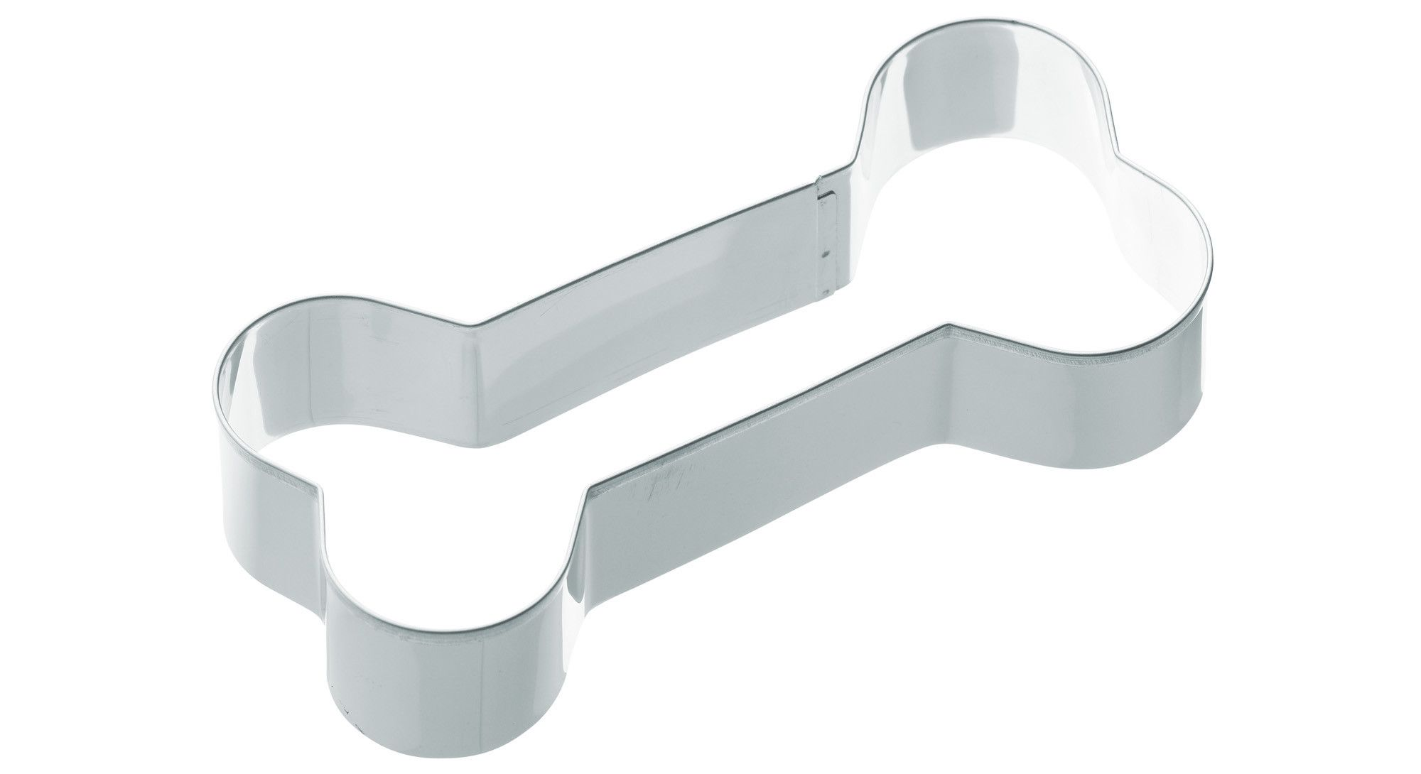 KitchenCraft Cookie Cutter in Extra Large Bone Shaped (Set of 12)