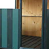 Mercia Stockade Lookout Wooden Playhouse, 4ft x 4ft
