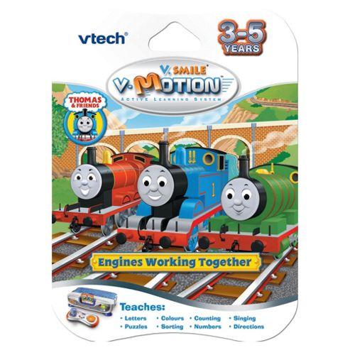 VTech V.Smile V-Motion Thomas & Friends - Engines Working Together