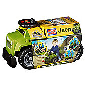 MEGABLOKS Jeep Ride-On (Boy)