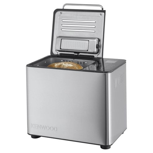 Kenwood Rapid Bake Breadmaker, BM450 - Silver
