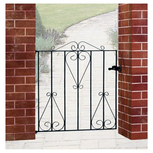 Burbage Classic Single Metal Gate Cs4