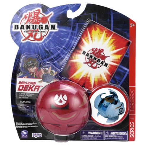 Bakugan Battle Brawlers Baku Deka