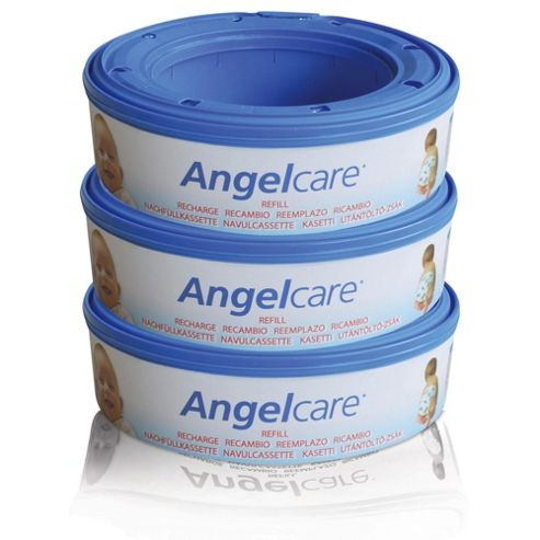 Angelcare Refill Cassettes 3 Pack