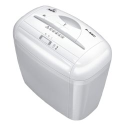 Fellowes Powershred® P-35C Cross Cut Shredder with Safety Lock and 12 Litre Bin White