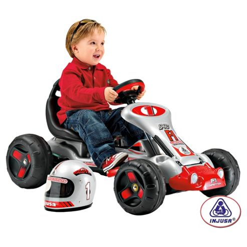 Injusa Battery Operated Ride-On Go Kart