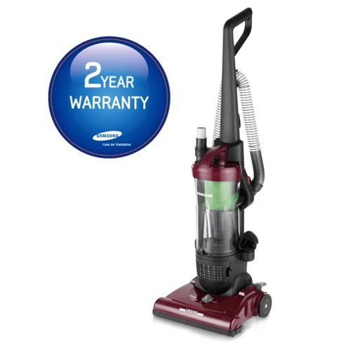 Samsung SU3350 Wine 1800W Hepa Upright Vacuum Cleaner