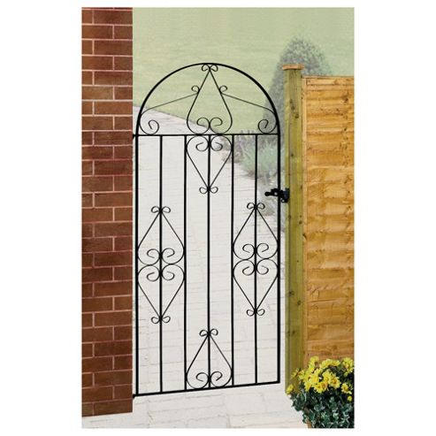 Burbage Classic Bow Top Single Metal Gate CB43