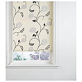 Designed Roller Blind, Cornelia Cream 90Cm
