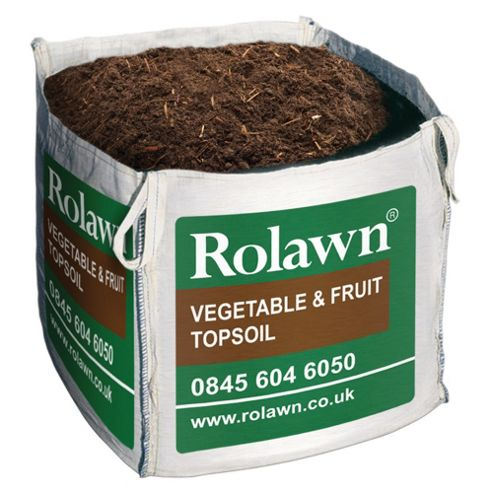 Rolawn Vegetable & Fruit Topsoil, 1m³