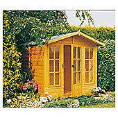 Chatsworth Finewood Wooden Summerhouse, 7x7ft