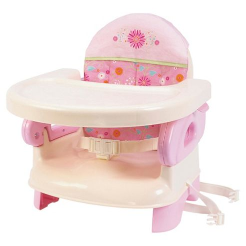 Summer Infant 2 Level Booster Seat - Pink