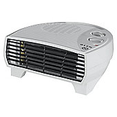 Glen GF20TSN 2Kw Flat Fan Heater With Thermostat