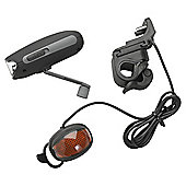 Unicom Rechargeable Cycle Light Set