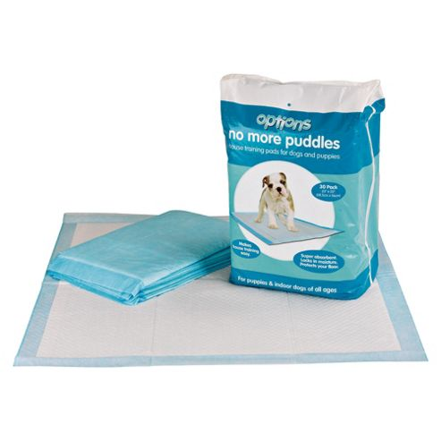 Rosewood puppy training pads