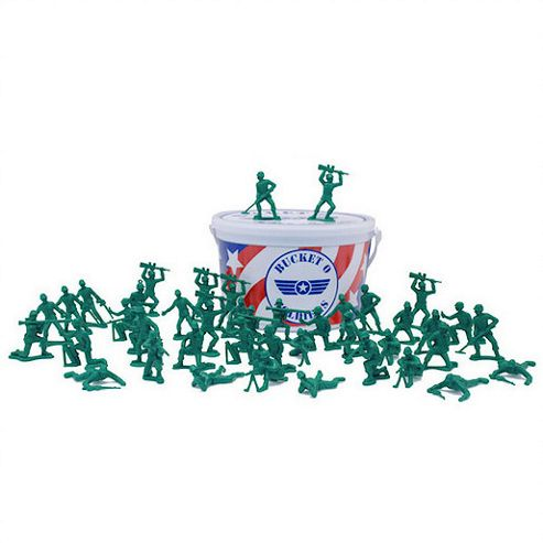 Toy Story 3 Bucket O Soldiers