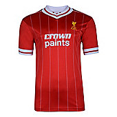 Liverpool 1982 Home Shirt Red XL