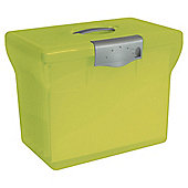 Pierre Henry Freestyle A4 Box File, Lime