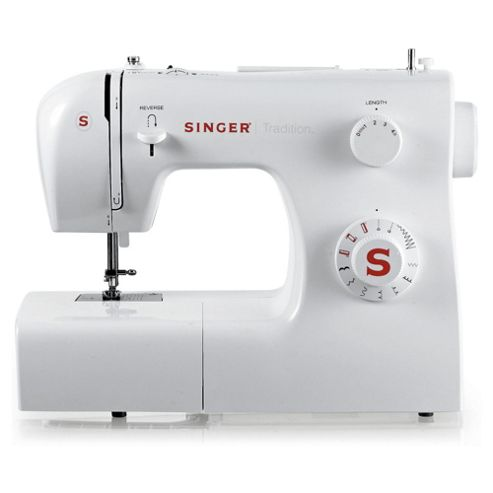 Singer 2250 Electronic Sewing Machine - White
