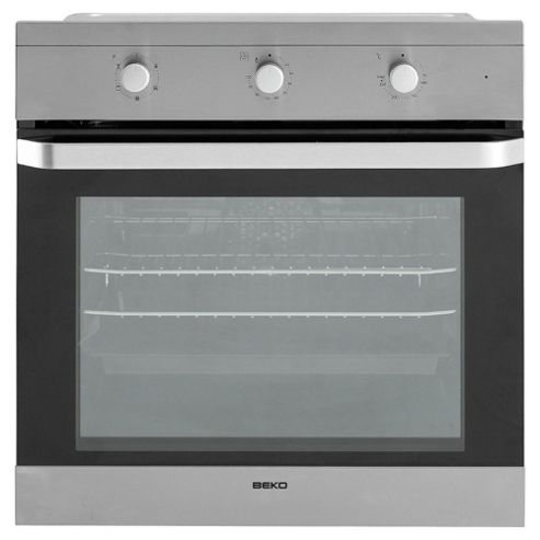 Beko OIF22100X BI Stainless Steel Single Fan Oven