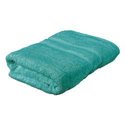 Tesco Bath Towel, Jade