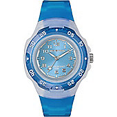Timex Jelly Blue Watch