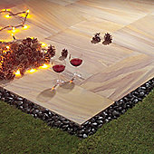 Natural Stone Indian Sunset Kit 11.52m2