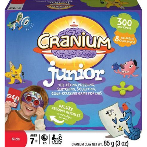 Cranium Junior Board Game
