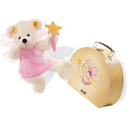 Steiff Lotte Teddy Bear Star Fairy in Suitcase 28cm