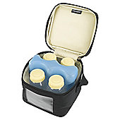 Medela Cooler Bag with 4 Bottles and Freezer Pack